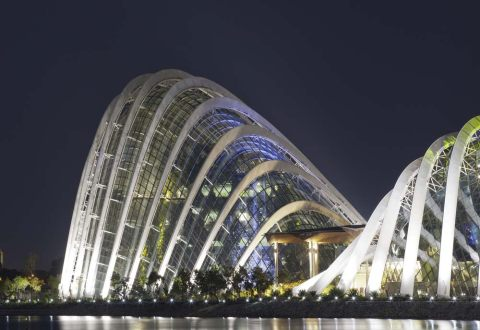 20130923INGLASS Gardens by the bay by Wilkinson Eyre Architects