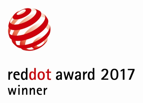 20170422schueco red dot award winner 2017